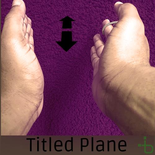 Tilted Plane
